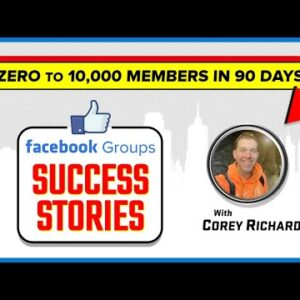 Marketing Boost Success Stories with Corey R
