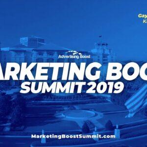 Marketing Boost Summit