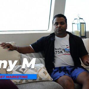 Marketing Boost - Tony M. Real Life Success Story