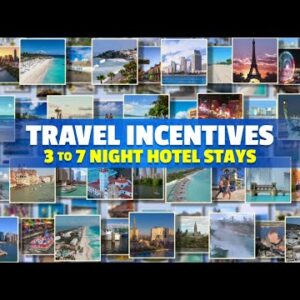 Marketing Boost Travel & Dining Incentives