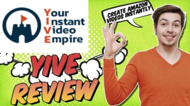 YIVE REVIEW, DEMO AND BONUS - Create Amazon Review Videos in Minutes-YIVE 2020 ( NEWLY  RE LAUNCHED)
