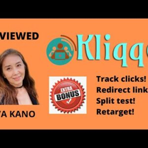 🆕 🔴  Kliqqo🔴  Kliqqo Review and Bonuses Top Video🔴  ⚠️ DON'T MISS TO WATCH THIS!