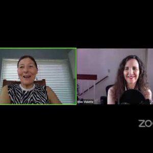 Marketing Boost for Lead Generation & Sales Summit, Pre-Interview with Ellen Violette