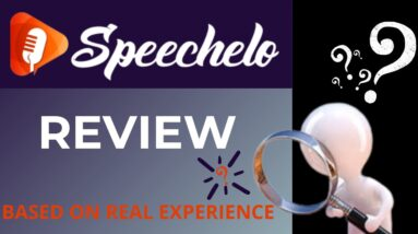 Speechelo review based on real experience 2021