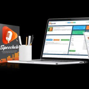 Speechelo Text to Speech software(100% Human-Sounding) #shorts