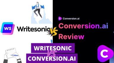 conversion ai vs writesonic | Conversion AI VS Writesonic - compare differences & reviews