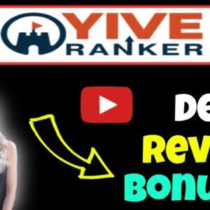 YiveRanker Demo Review 2021: YiveRanker Demo Review Shows How to Do Link Building For a Website!