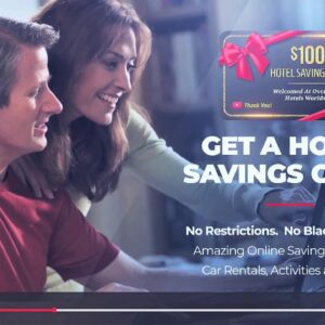 $200 Hotel Gift Card - Vacation Incentives
