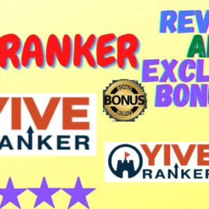 🔥 YIVERanker Review🔥 And Bonuses🎁Run Tiered SEO Backlink Campaigns Using Set-and-Forget Automation.