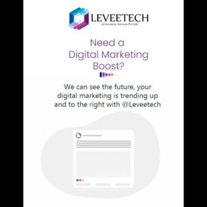 Need a Digital Marketing Boost? | The Best Digital Marketing Company in Chennai Leveetech with you!