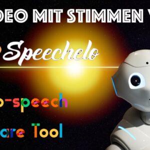 Speechelo Text-to-Speech Software angewendet in einen Spass Video (Apple vs. Birne) als Demo.