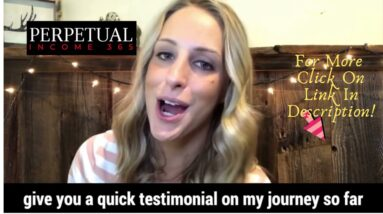 Perpetual Income 365 Review - Does It Work or Scam?