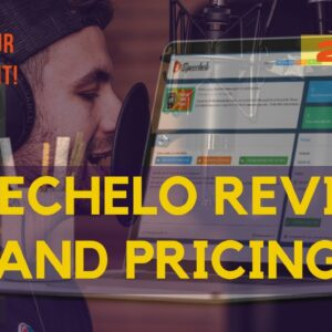 Speechelo Review And Pricing 2021