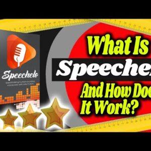 Speechelo Review | Does Speechelo Really Work? Speechelo Review 2021