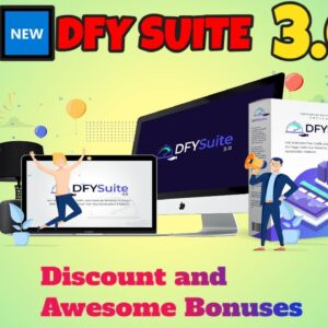 🆕DFY SUITE 3.0 REVIEW & BONUSES|⚠️ WARNING ⚠️ DON'T GET THIS WITHOUT MY 👷 CUSTOM 👷 BONUSES!💪