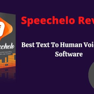 Speechelo Transform any text to speech with human sounding | best text to speech for youtube videos