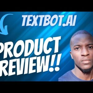 Textbot.ai Review (2021)