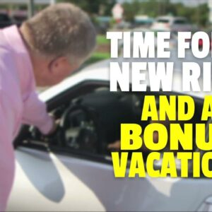 Vehicle Purchase - Vacation Incentives