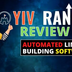 backlink building software | easily builds backlinks in multiple tiers | YIVERanker Seo software