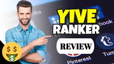 Yive Ranker Review - Yive Ranker Backlink Builder (AMAZING!)