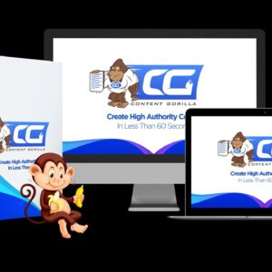 Content Gorilla 2.0 Review - Convert ANY YouTube Video Into a Fully Formatted Blog Post
