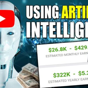How To Use AI Content Creator Tools To Make Money On YouTube | Done Within Minutes!
