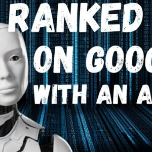 Conversion.ai Review✅ I Ranked 1st on The 1st Page of Google With Conversion ai🔥