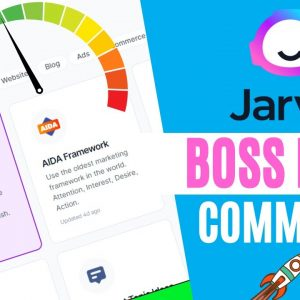 Top 10 Jarvis Boss Mode Commands💪   How To Use Jarvis Ai Boss Mode  Content Creation For Beginners💥