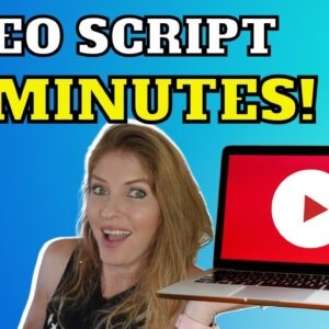 Create Video Script with Jarvis ai [Conversion ai]  🎥 Script Any Video In Minutes !!!