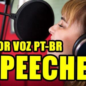 A melhor voz sintetizada da internet /Speechelo