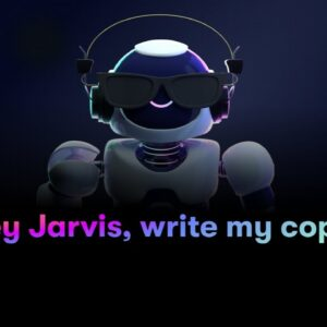 """Conversion.ai Live Reveal - """"Hey Jarvis, write my copy."""""""