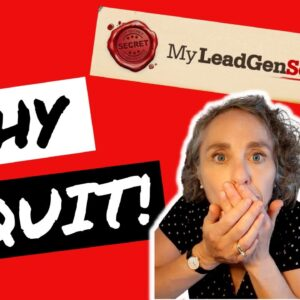 My Lead Gen Secret Review 2021 ¦ who is this product for 🤔?