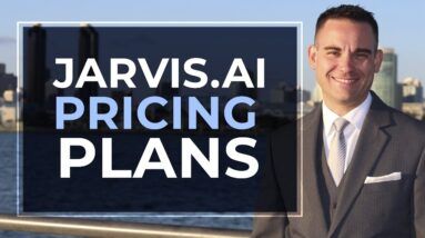 Jarvis.ai Pricing Plans 🔥 Jarvis.ai Discount, Coupon & Cost Per Month (i.e. Conversion.ai)