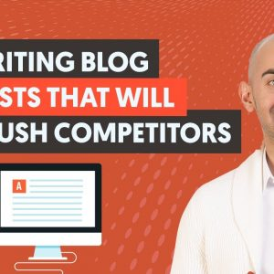 How to Write Blog Posts That Are Better Than Any Other Content Piece On The Web (And Rank Page #1)