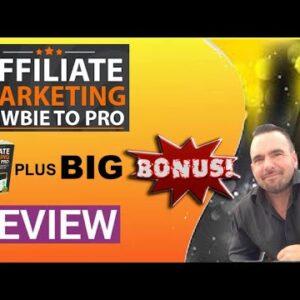 Affiliate Marketing Newbie To Pro PLR Review ⚠️ is it worth it? Plus Big Bonus⚠️