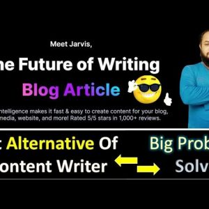Jarvis Ai Tutorial - How to Create Content Quickly (2000+ Words Just in 30 Min)