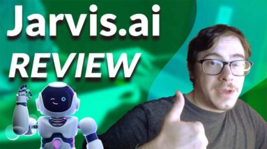 Jarvis AI Review, Full Demo, and Pricing Plans Explained