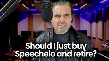 Speechelo Demo and Review by a Voiceover Professional