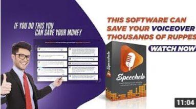 Speechelo Review: Demo, Price, OTO, Discount & Best Bonus