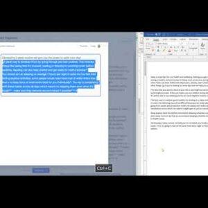 Using AI to re-write PLR
