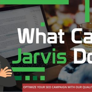 What Can Jarvis.ai / Conversion.ai Do?