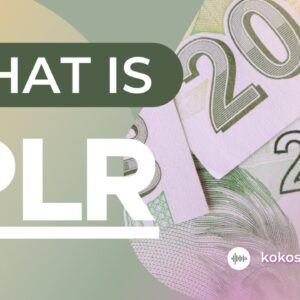 What Is PLR | How To Earn Money With Private Label Rights Products