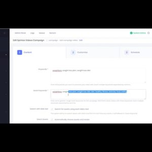 Yive 3.0 Review - Keyword VS Asset Keywords Tutorial