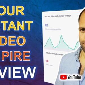 YIVE REVIEW + Bonus Course - Your Instant Video Empire Review