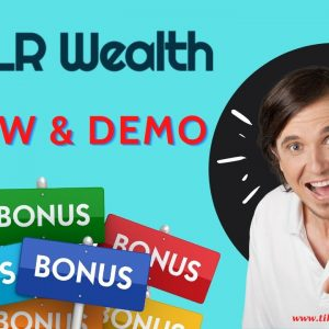 PLR Wealth Course Demo 🛑 Resell PLR for 100% profits?  Full A-Z course inside🔥  Bonuses.