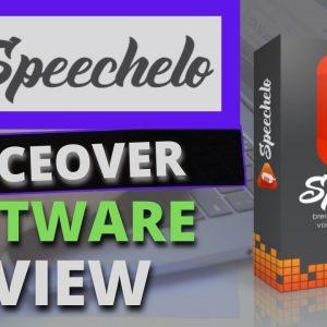 Speechelo TEXT 2 Speech Software      TUTORIAL  EXAMPLE  #Speechelo #text2speech    #speechcloning