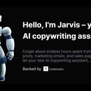 AI Copywriting Software   Create High Qualify Content Fast   Javis AI