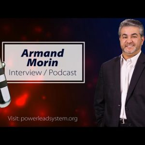 An Interview / Podcast with Armand Morin