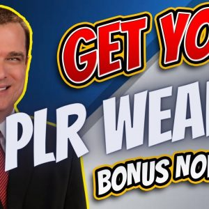 🎁PLR Wealth Review and Full Demo   🎁Don't Buy PLR Wealth Until You See My Bonuses