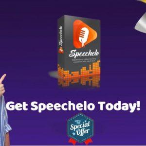 Speechelo - AI Text To Speech | Speechelo Review 2021 ❇️ Text to Speech Software ✅
